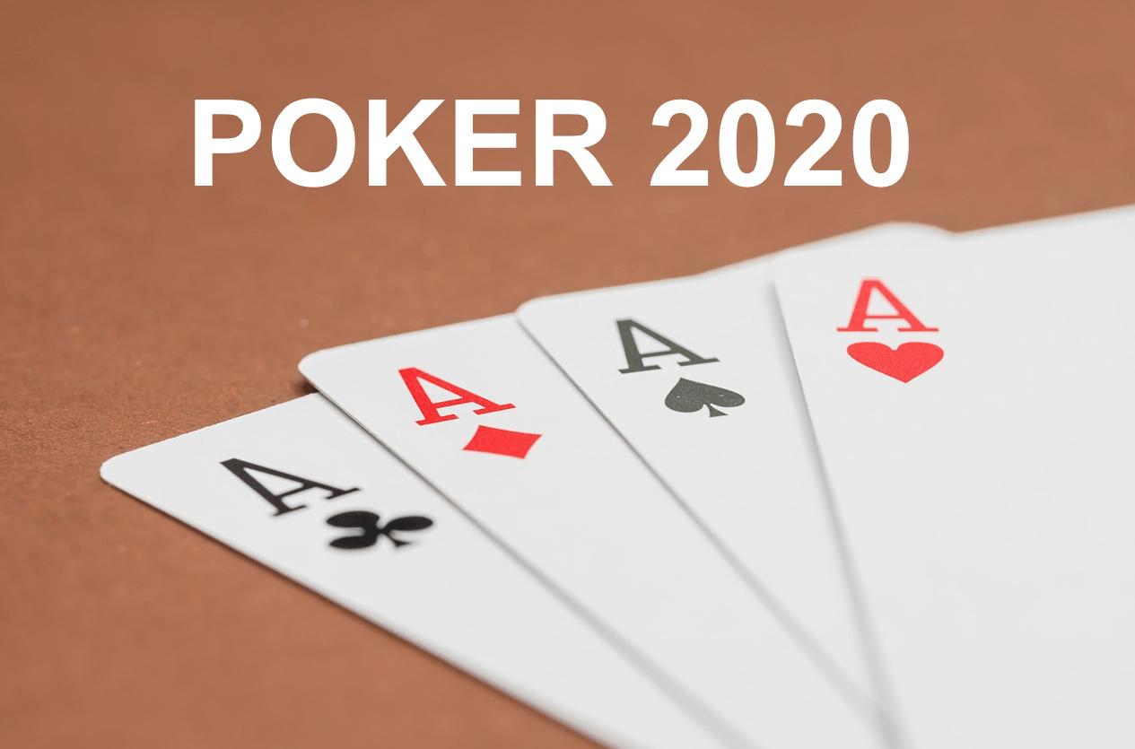 Poker 2020, Spielkarten