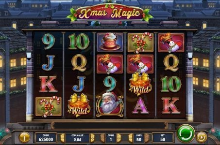 Xmas Magic Spielautomat online