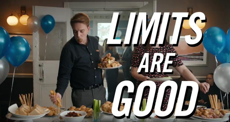 Mann, Buffet, Limits are Good