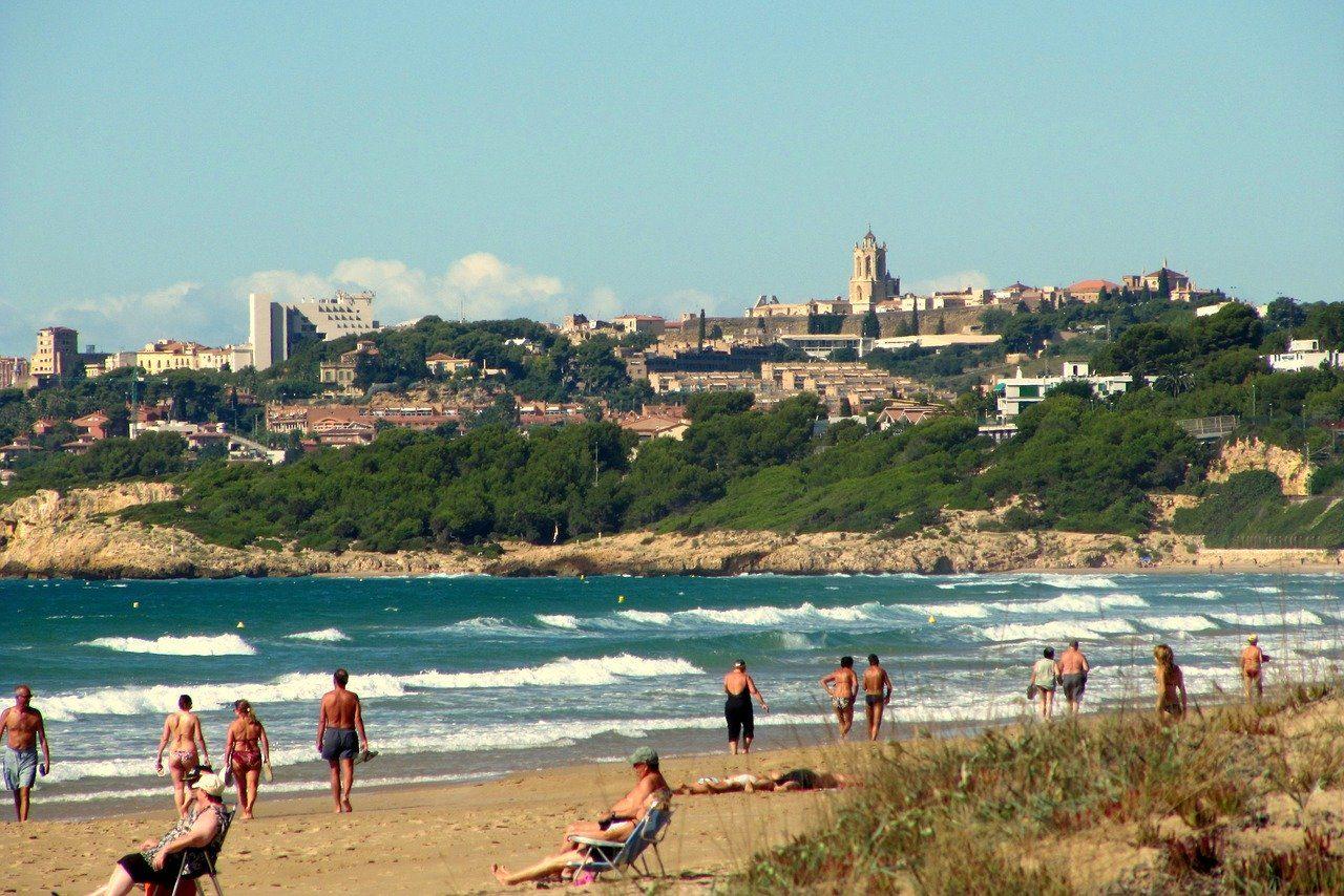 Tarragona, Costa Daurada, Spanien