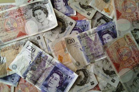 Pfund Sterling, Geldscheine