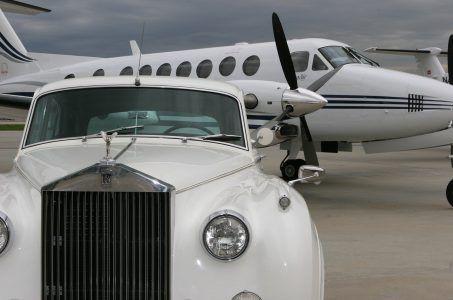 Rolls Royce Flugzeug