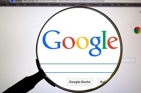 Google Lupe