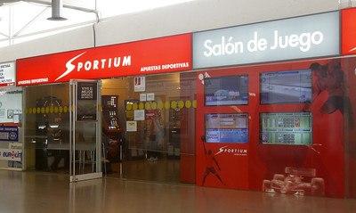 Estación de autobuses Méndez Álvaro MADRID, Casa de Apuestas Sportium Estación Sur