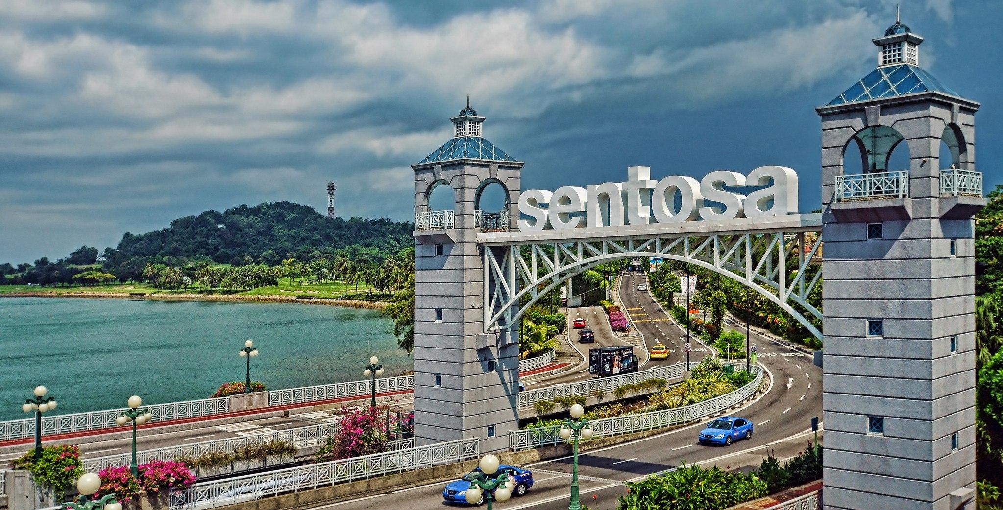 Singapur, Sentosa, Resorts World Sentosa
