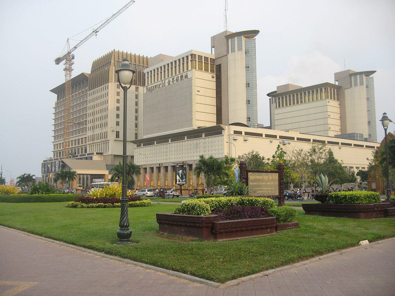 NagaWorld, Kambodscha, Casino-Resort