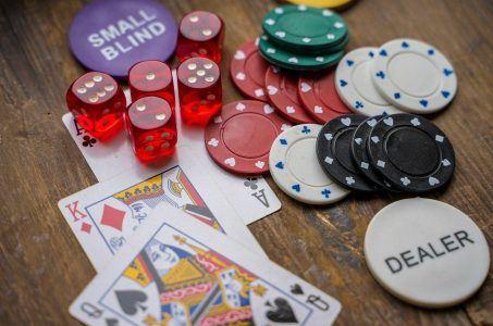 Chips, Casino Chips, Spielkarten