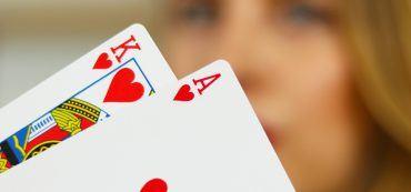 Spielkarten, Frau