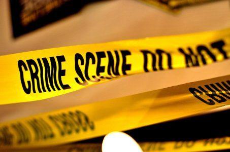 Flatterband Crime Scene