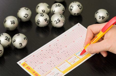 Lotto, Lottoschein, Lotto 6aus49