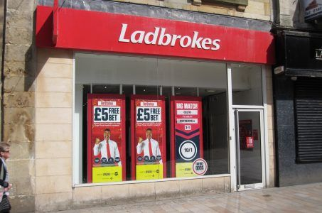 Ladbrokes Filiale