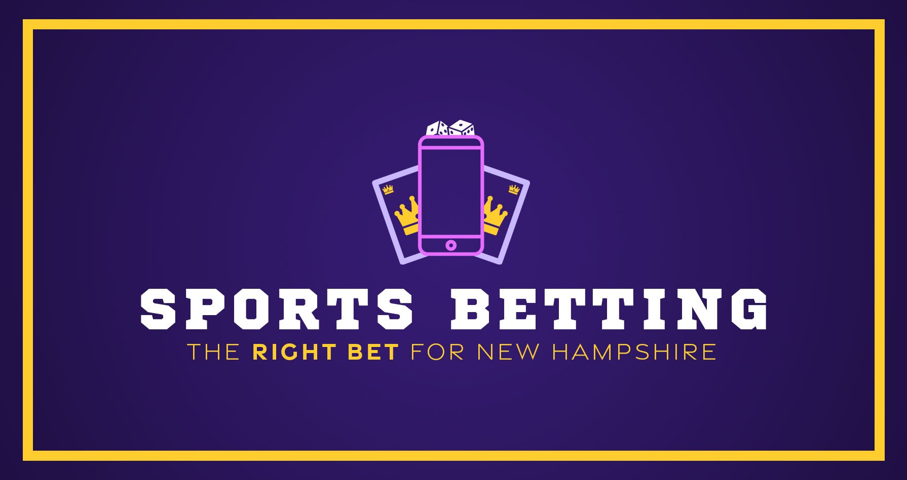 New Hampshire Sports Betting Logo