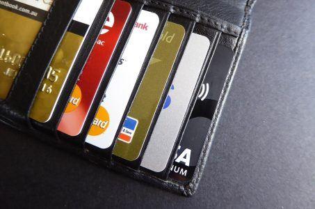 Kreditkarten, Portemonnaie