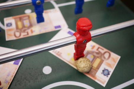 Geldscheine, Kicker