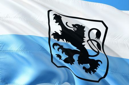 Flagge 1860 München