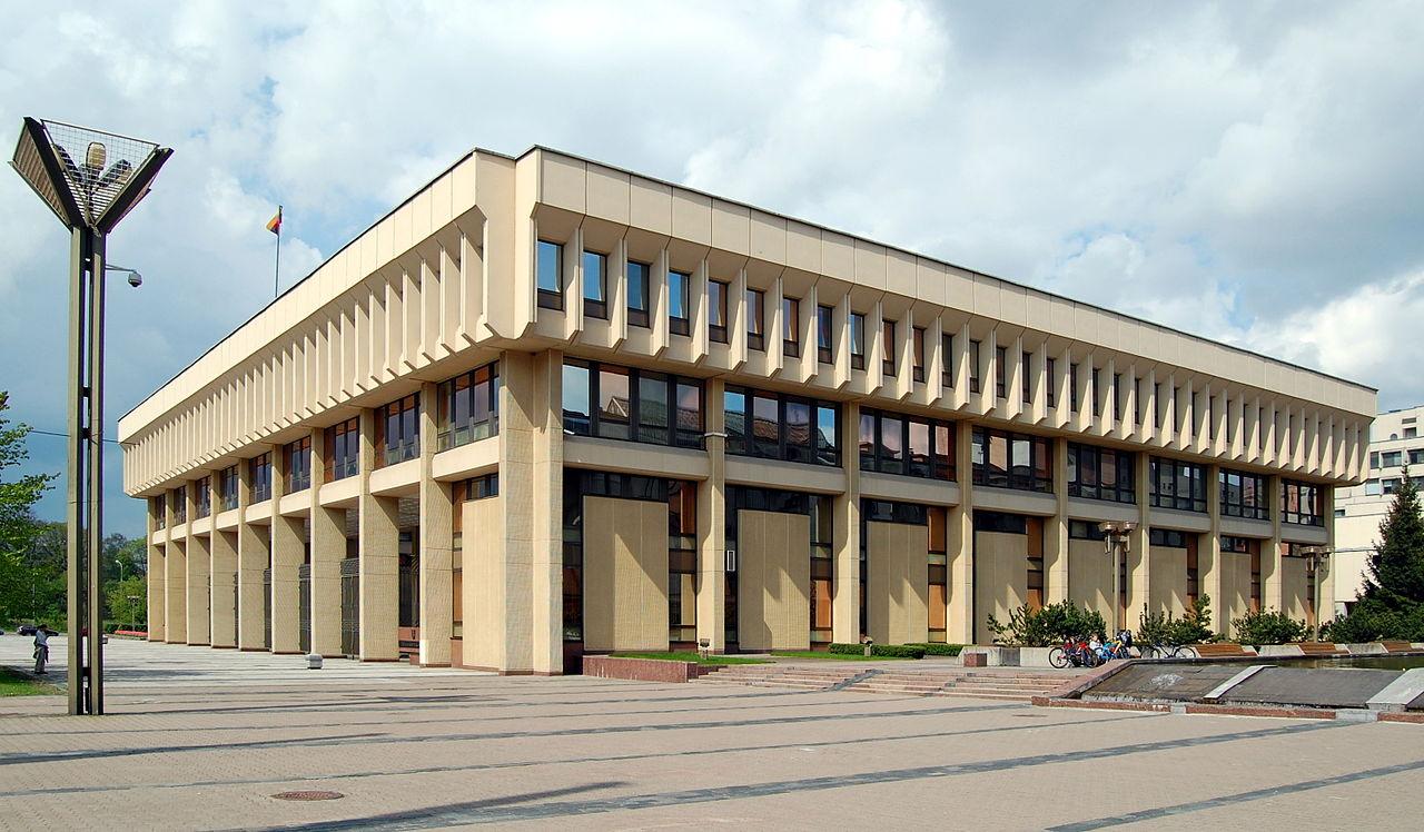 Parlament Litauen