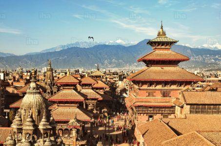 Kathmandu Tempel