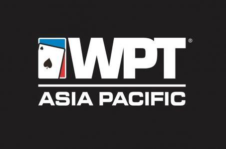 WPT Aisa Pacific Logo