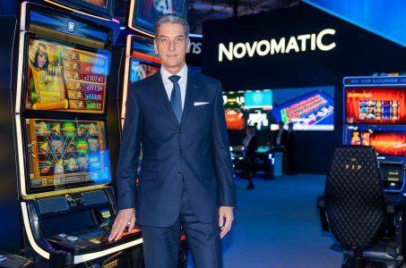 Harald Neumann, Spielautomat