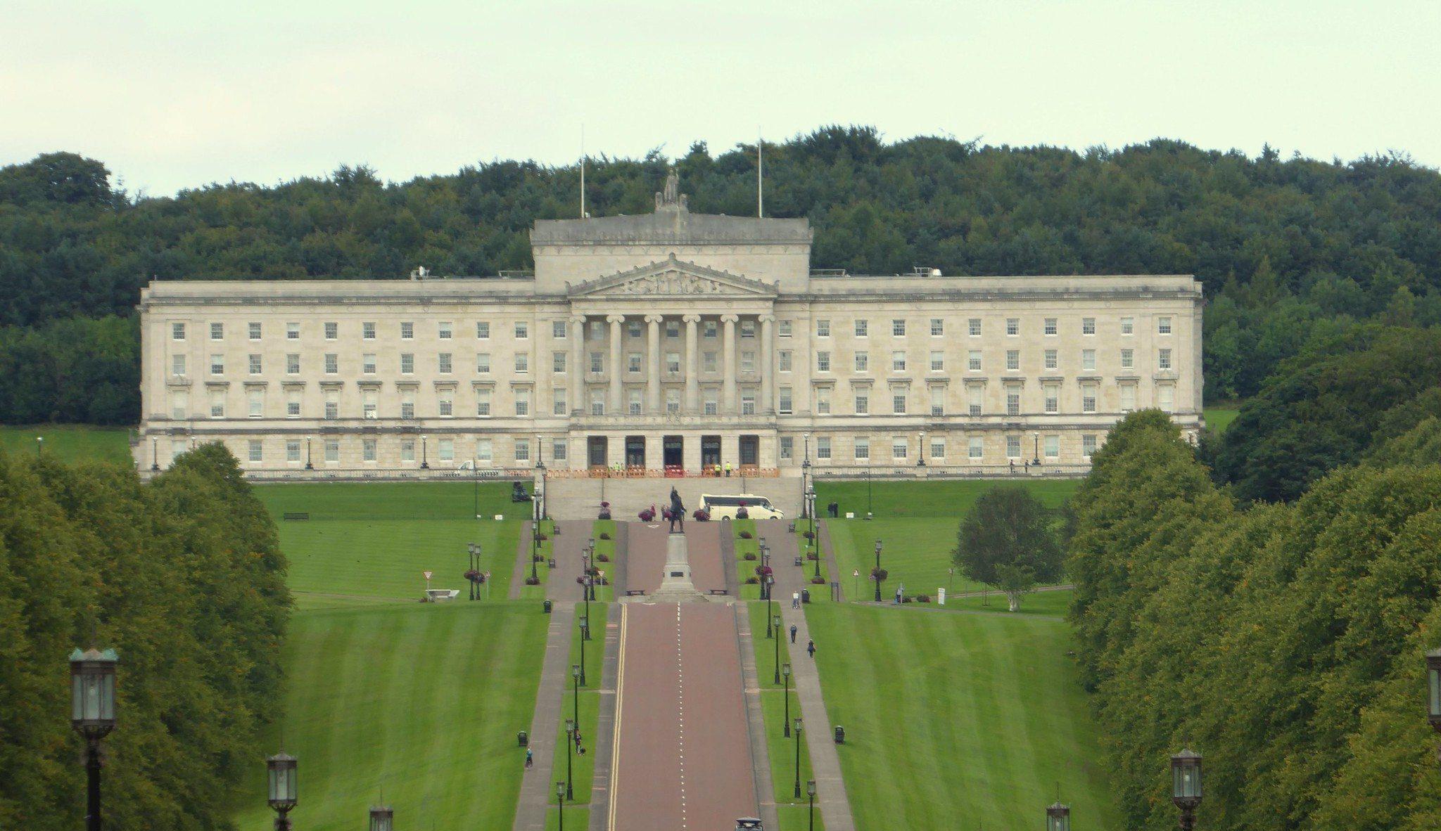 Parlamentsgebäude Stormont, Nordirland