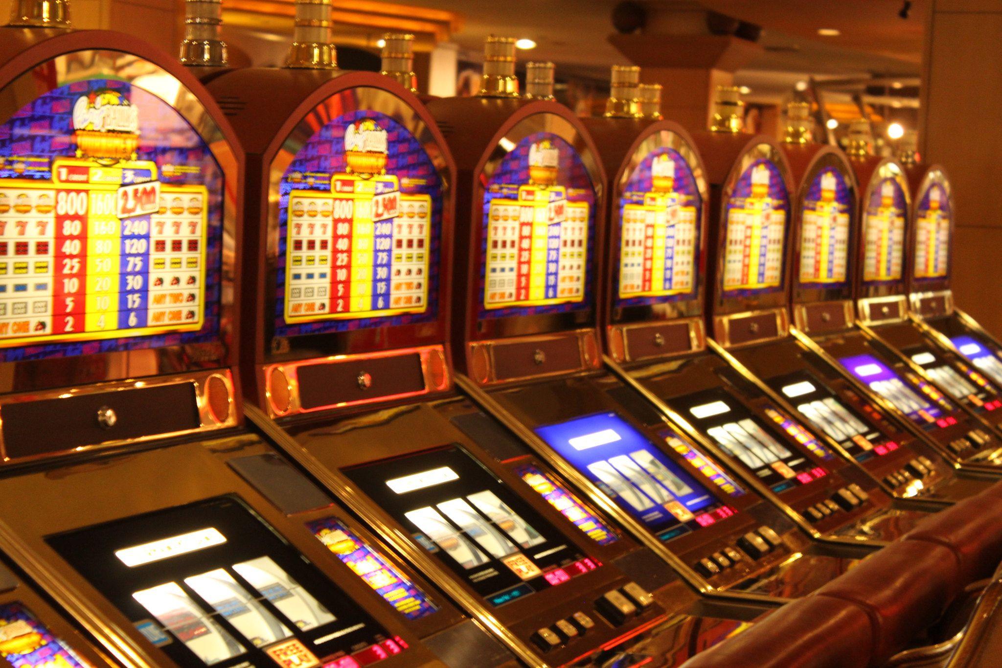 Casino Gerausche