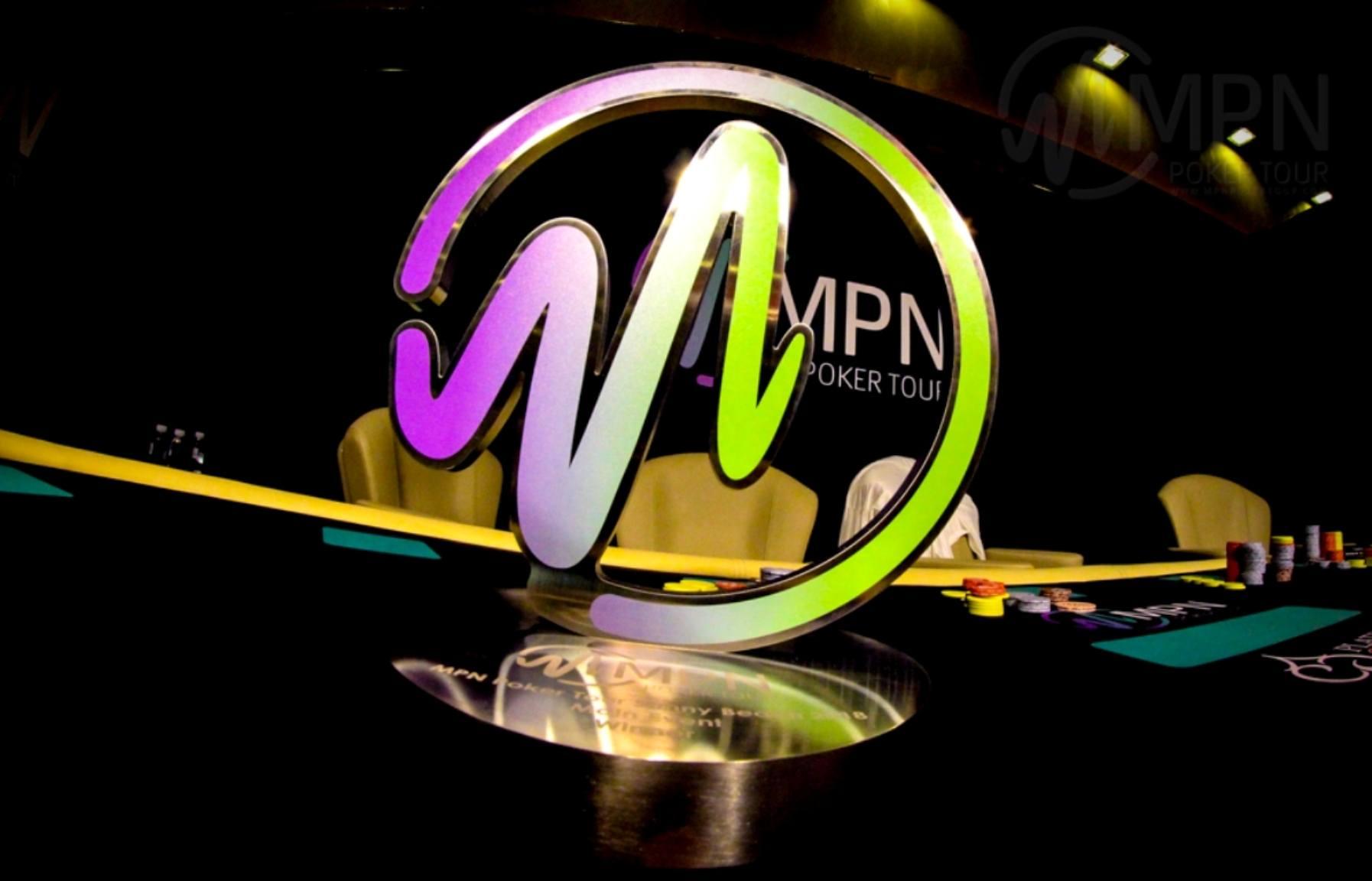MPN Poker Tour Logo