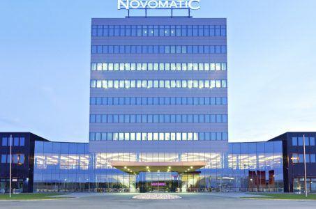 Gebäude, Novomatic
