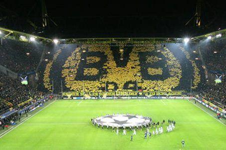 Stadion, BVB