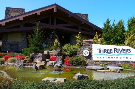 Three Rivers Casino in Florence, Oregon