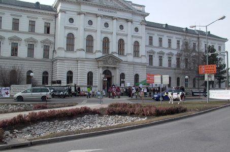 Landesgericht Wiener Neustadt, Wien, Österreich