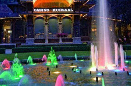 Springbrunnen, Gebäude, Casino