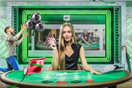 Mr Green Live Online Casino