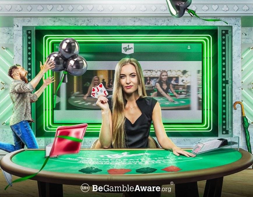Mr Green Live Online Casino