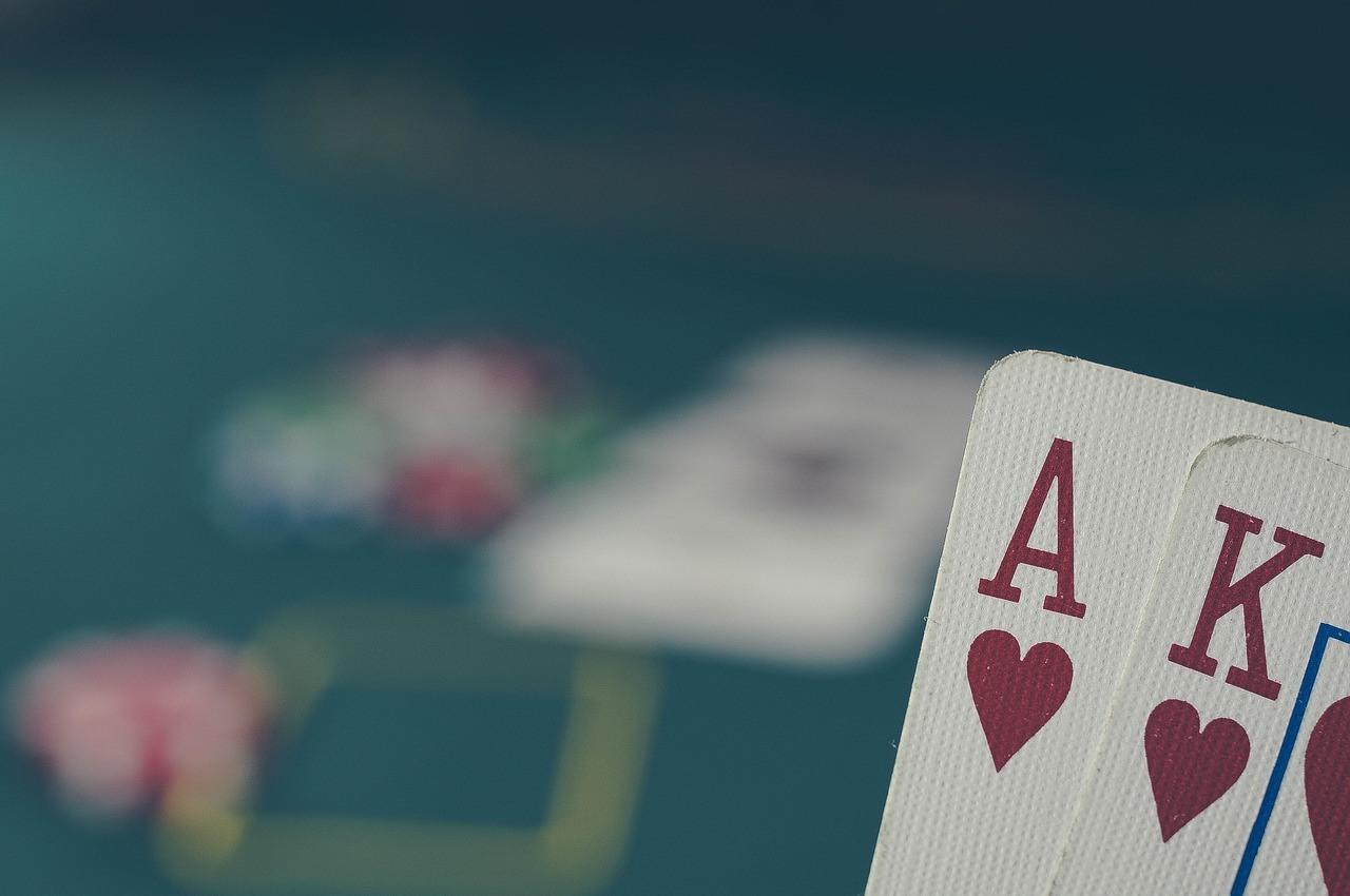 Spielkarten, Ass, King