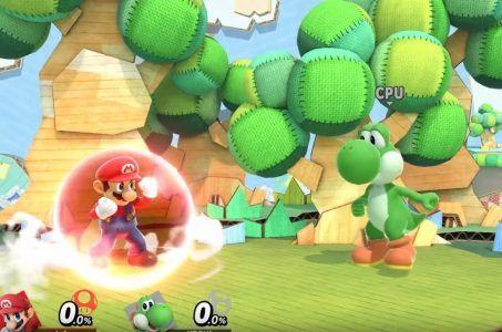 Super Mario, Yoshi, Videospiel