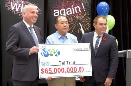 Lottogewinner Kanada