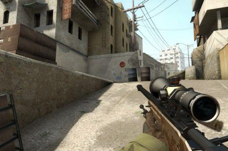 Szene Counter Strike