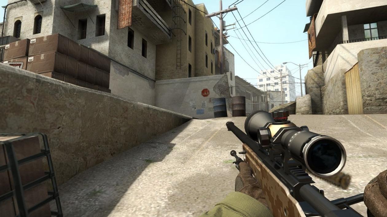 Szene Counter Strike