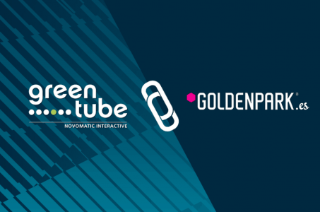 Greentube Goldenpark Logos
