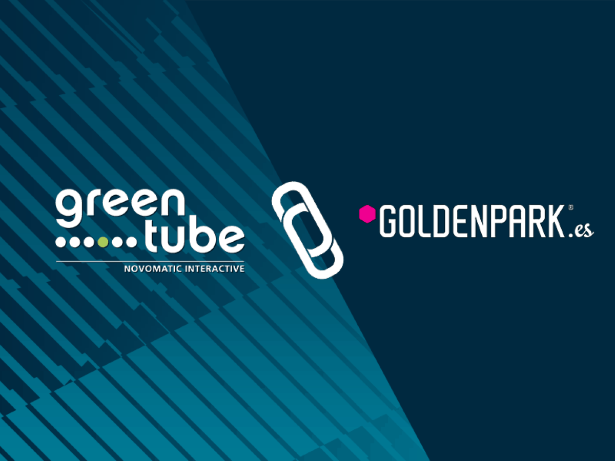 Greentube Goldenpark Logos