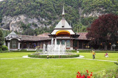 Casino Interlaken, Schweiz, Schweizer Casino