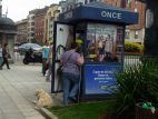 ONCE, spanische Lotterie, Lotto-Kiosk