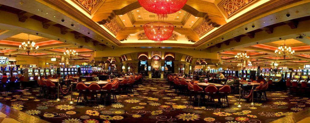 Casino Angestellte