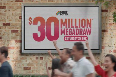 Lotto 30 million mega draw