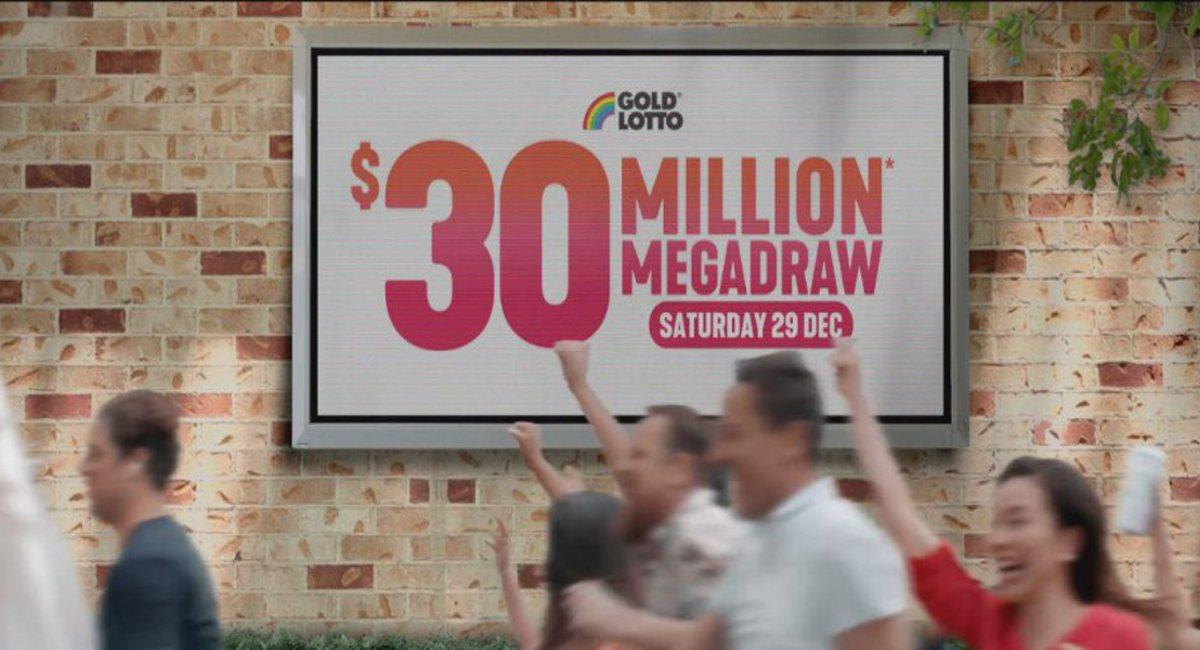 Lotto 30 million mega draw