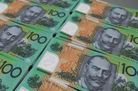 Australische Dollar Scheine