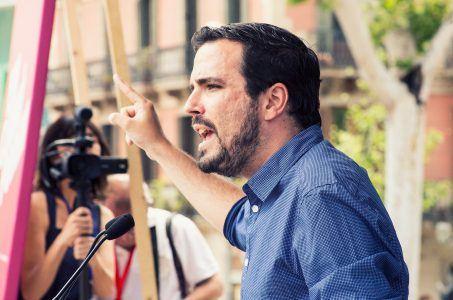 Alberto Garzón, spanischer Verbraucherschutzminister, spanischer Politiker