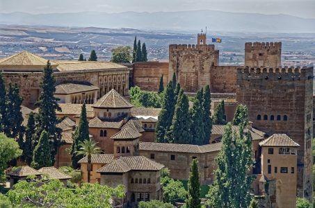 Andalusien, Granada