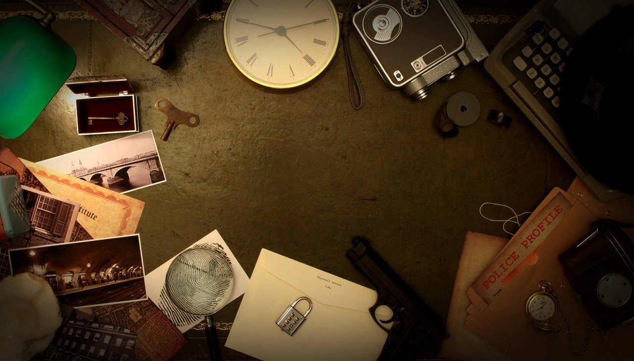 Escape Game, Mystery Game