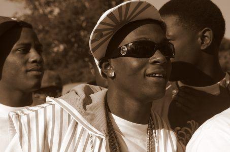 Rapper Boosie Badazz, Lil`Boosie